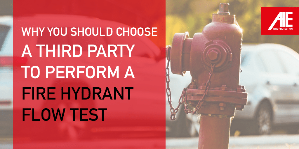 Why it's Important Choose Third Party Fire Hydrant Flow Testing Companies