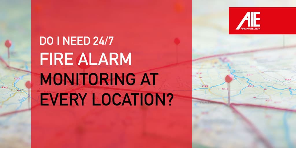 Why Commercial Fire Alarm Monitoring Services Ensure 24/7 Fire Protection for Your Business