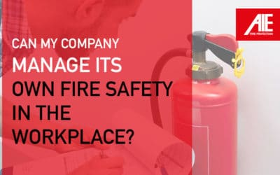Can My Company Manage its Own Fire Safety in the Workplace?