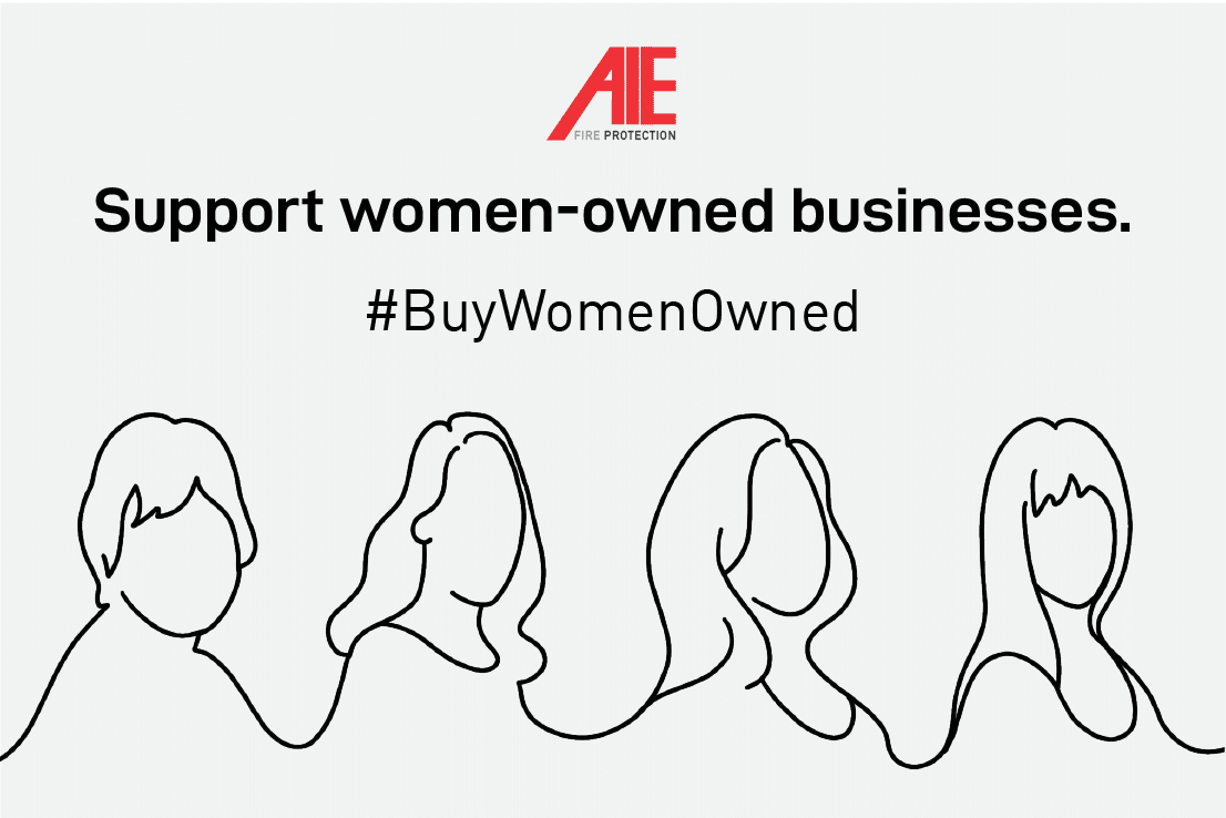 AIE Woman Owned Business Outline #BuyWomanOwned