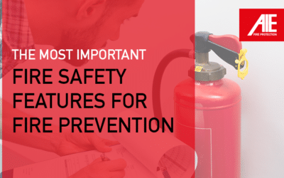 The Most Important Fire Safety Features in Buildings for Fire Prevention