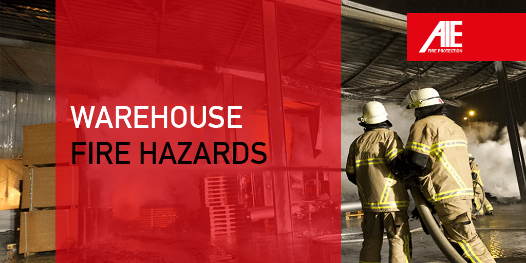 Warehouse Fire Hazards You Need to Know