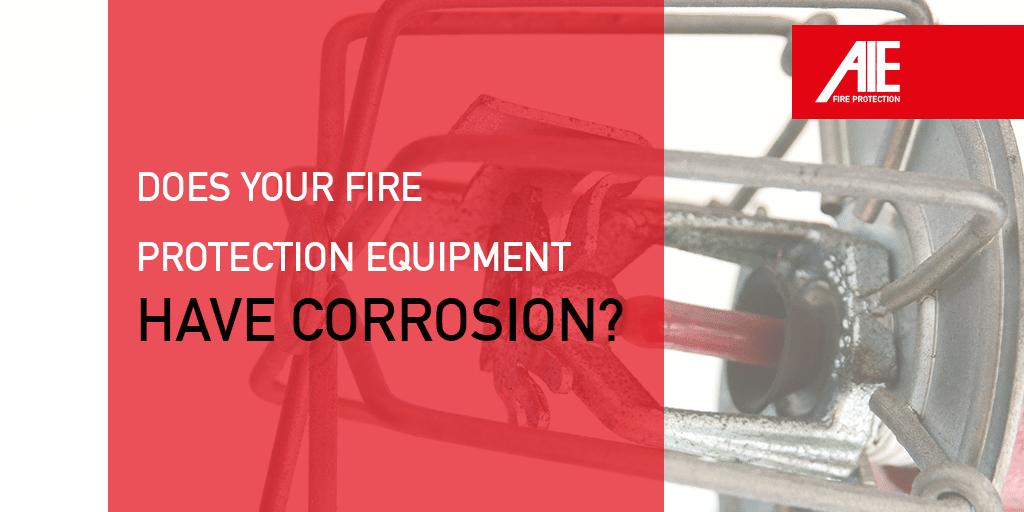 Does Your Fire Protection System Have Corrosion? Fix with Fire Sprinkler Corrosion Control & Mitigation