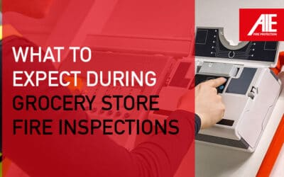 Grocery Store Fire Inspections: What to Expect & Prepare