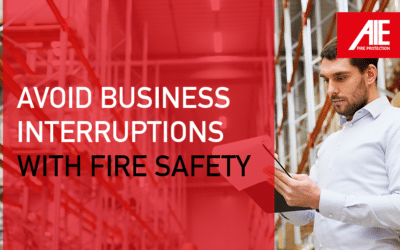 5 Tips to Avoid Business Interruptions from Fire Experts