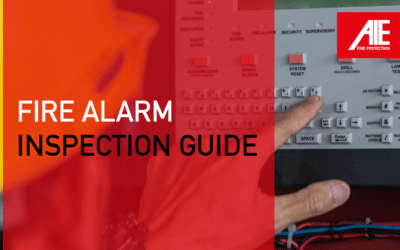 Commercial Fire Alarm Inspection & Testing Requirements Guide