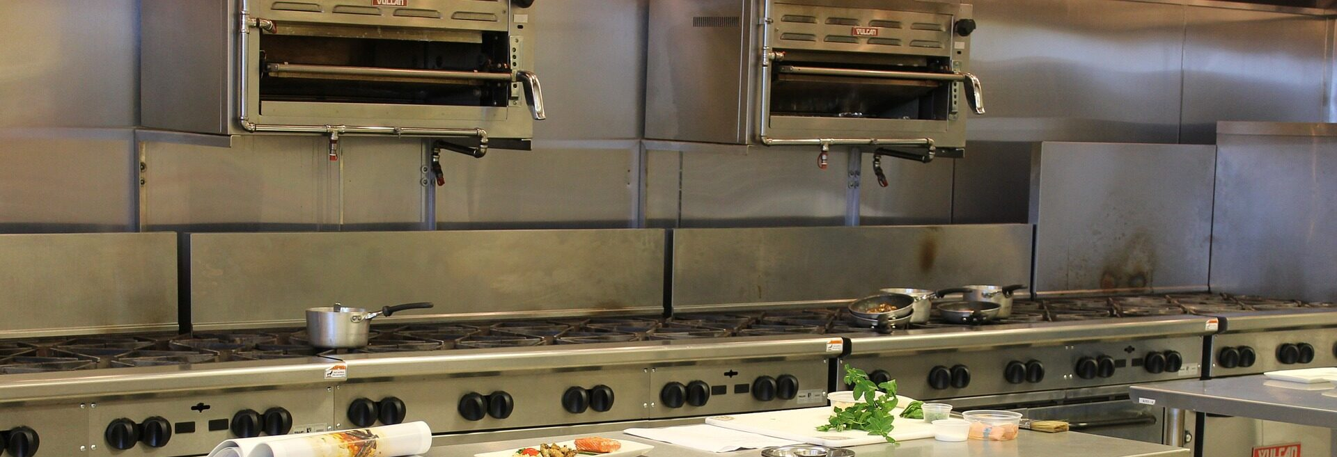Fire Protection for Restaurants & Commercial Kitchens