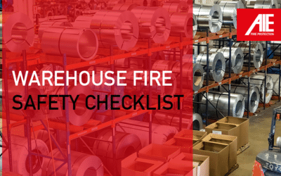 Warehouse Fire Safety Checklist: 27 Regulations & Tips