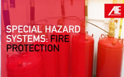 The Complete Guide to Special Hazard Systems Fire Protection for Your Business